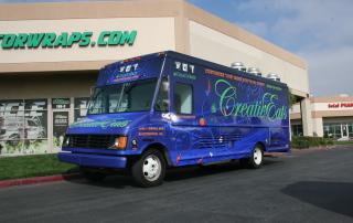 creativeats concession food truck
