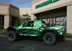 race truck wrap