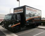 swedlows furniture trailer wrap