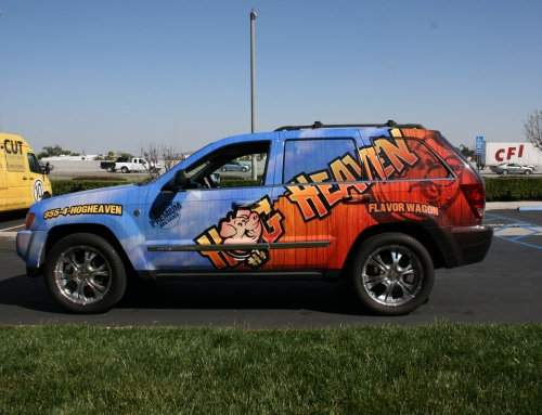 Black Jeep Wrangler Vehicle Wraps 800wrapmycar