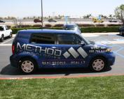 method technologies car wrap