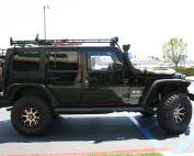 black jeep wrangler wrap